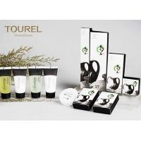 Buy cheap Plant Essential Hotel Bathroom Amenities Travel Shampoo Soap Set from wholesalers