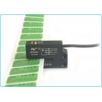 Adhesive Common Label Detection 2mm Slot Label Counting Sensor for Label Machine Manufactures