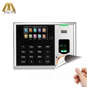 China Good Quality Linux S30 ZK Fingerprint Time Attendance Machine TCP/IP Communication Time Clock Terminal on sale