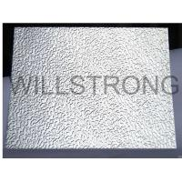 China Stucco Embossed Color Coated Aluminum Coil Hot Rolled For Aluminum Curtain Wall on sale