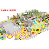 China Factory Supply Children Natural Indoor Playground Equipment With GS CE SASO Certificates on sale