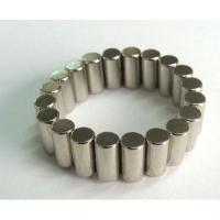 Strong Permanent Pneumatic Neodymium Cylinder Magnet Manufactures