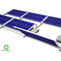 Buy cheap Simple Design Universal Clamps Flat Rooftop Solar Systems Penetration Free Fast from wholesalers