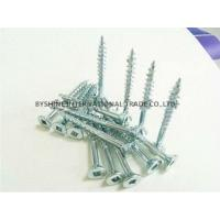 pozi drive countersunk head flat head chipboard screws Manufactures