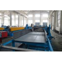 90 - 600mm Profile Width Cable Tray Roll Forming Machine 7.5KW Motor High Speed Manufactures