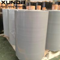 China Mechanical Anti Corrosive Tape / Wrapping Oil Pipe Protection Tape on sale