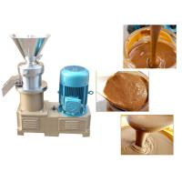 China Best Nuts/peanut/sesame Coffee Beans Butter Making / Grinding Machine wholesale