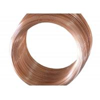 Cold Drawing Single Wall Coated Copper Steel Bundy Tube To Protect Rust  4.76 mm  X 0.7 mm Manufactures