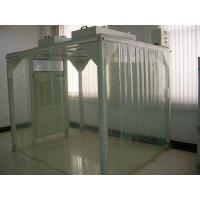 Buy cheap Portable Softwall Modular Clean Room / Class 100 Clean Booth Class 1000 Purification from wholesalers