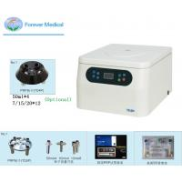 Lab LCD Display Blood Plasma Serological Centrifuge PRP Centrifuge Manufactures