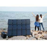 Waterproof Solar Power Lithium Polymer Battery Pack for Laptop / Cell Phone Manufactures