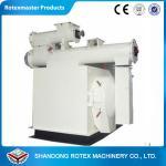 Horizontal Ring die Animal Feed Pellet Machine 55 ke power large capacity Manufactures