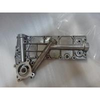 Komatsu 6d95 Engine Oil Cooler Parts For Excavator Long Service Lifetime Manufactures