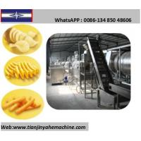 Fried Potato Chips Production Line Manufactures