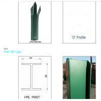 d section palisade fence Manufactures