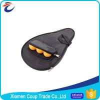 Student Ball Table Tennis Bag Nylon Material With  27 X 17 X 3 Cm Size Manufactures