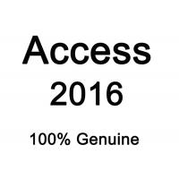 China MS Office License Code Access 2016 Full Version Only Access Software on sale