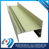 Quality Unique Style Anodized Aluminum Profiles for Nigeria System Windows and Doors for sale