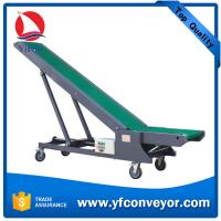 China Truck Loading Rubber Mobile Belt ConveyorFor Sale on sale