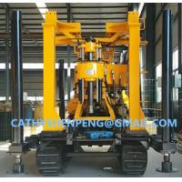 130 Crawler type Hydraulic Diamond Core Drilling Machine for mineral exploration Manufactures