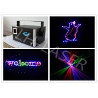 Christmas30K RGB Laser Lighting , Laser Show Projector LH-1W RGB Manufactures