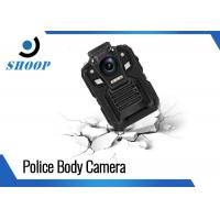 Portable Police Wearing Body Cameras , High Resolution Police Wearable Camera Manufactures
