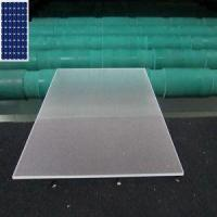 Quality 4.0mm Ar Coated Glass for Photovoltaic Module (Py-D10015) for sale