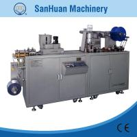 Auto Injectors / Sweets Blister Packing Machine With Adjustable Stroke Manufactures