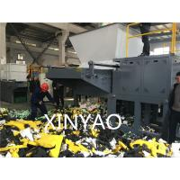 Claw Knife Crusher Plastic Shredder Machine With CNC Processing Rotor Manufactures