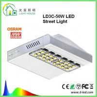 Osram Meanwell Driver LED Street Light Lamp 160 LM / W Outdoor Street Lighting Manufactures
