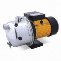 JET Water Pump with 60Hz Frequency, 35°C Temperature, Suitable Domestic Applications Manufactures