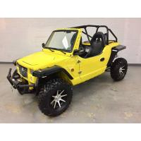 Buy cheap Jeep Go Kart Buggy 800cc 12 Valves Electric Starting With 0.8l Engine Capacity from wholesalers