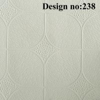 Embossed Polyvinyl Chloride PVC Film for Interior Gypsum Ceiling Tiles Manufactures