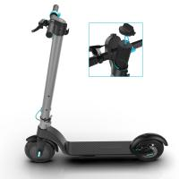 China Triple Brake Original E Scooter , Folding 2 Wheel Standing Scooter 250w 36v on sale