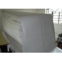 China Needle Punched Polyester Filter Fabric , Industrial Filter Fabrics Good Air Permeability on sale