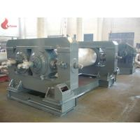 Φ610 x1830mm Two Roll Mixing Open Mill With Gear Coupling Transmission Manufactures