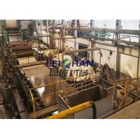 China High Speed Carbon / Kraft Paper Making Machine 1575 - 5800mm Trim Width on sale