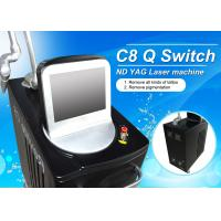 Tattoo Removal Q Switched Nd Yag Laser Manufactures