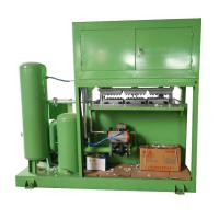 Automatic Recycled Pulp Egg Tray Machine , Egg Tray Manufacturing Machine Manufactures
