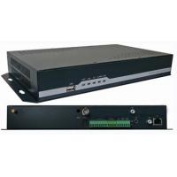 China 1 Channel Video Server with Hard Disk Storage on sale