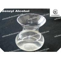 BA /BB  Benzyl Alcohol  Pharmaceutical Intermediates Colorless Liquid Manufactures