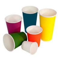 100% Eco Friendly Disposable Paper Cups Customized Size & Logo Manufactures
