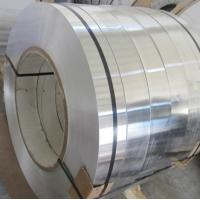 1060 1070 Anodized Aluminum Sheet / Aluminum Strip Coil For Transformer Winding Manufactures