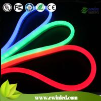 LED Flexible Neon Light Single Color Anti-UV Jacket (3 years warranty) Manufactures
