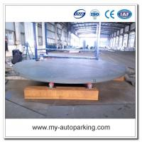 Automatic Car Turntables Electric Rotating Table Plates Simple Auto Show Manufactures