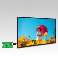 Industrial High Brightness LCD Panel Display , 1280*800 10.1 TFT LCD Panel Manufactures