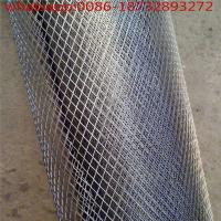 18 gauge expanded metal/expanded metal roll/diamond shaped metal screen/stainless steel expanded metal sheet/expanded