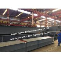 China Industrial Metal Prefab Steel Structures Warehouse Building Construction Engineering Design on sale