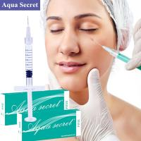 Quality 1ml Fine Line Anti-wrinkle filler Cross-linked Hyaluronic Acid Injection Dermal for sale