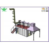 Buy cheap Heat Release Rate Fire Testing Equipment In Full Scale Room Corner Test 6 Kw 380v from wholesalers